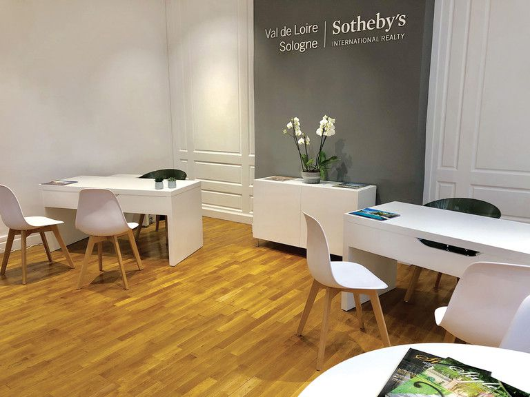 Nouvelle agence Sotheby's International Realty à Tours